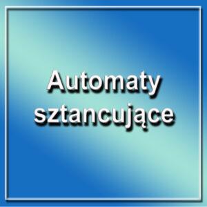 Automaty sztancujące GUANGYA