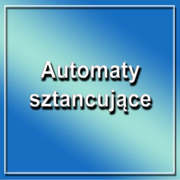 Automaty sztancujące JIGUO